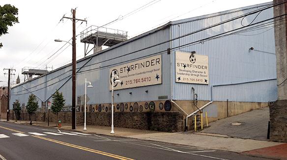 facility external