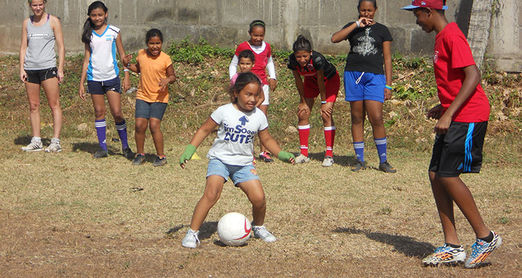 soccer for social change